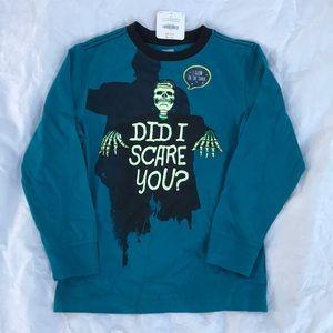 NWT Gymboree Frankenstein shirt